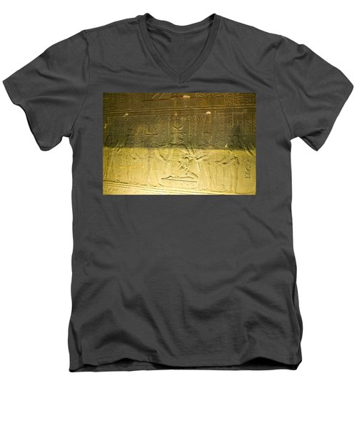 Interior Wall Art Men's V-Neck T-Shirt