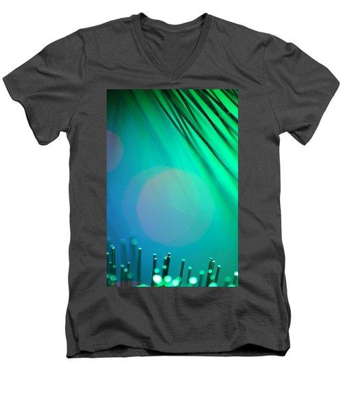 Invisible Sun Men's V-Neck T-Shirt