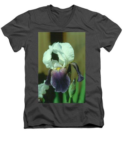 Iris 3 Men's V-Neck T-Shirt