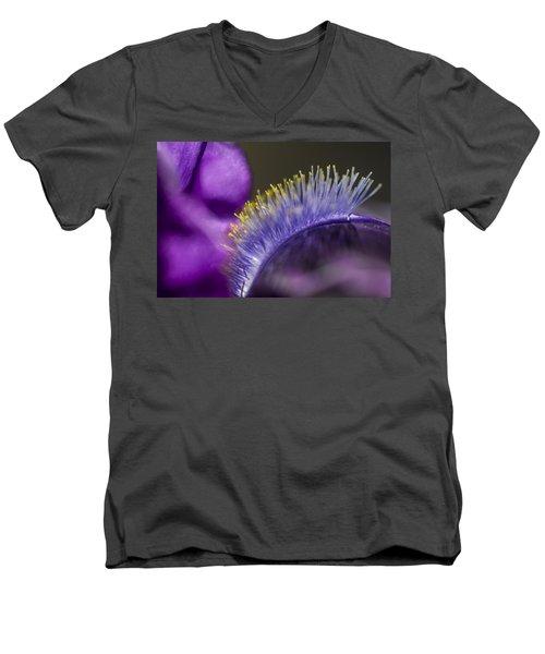 Iris Beard Men's V-Neck T-Shirt