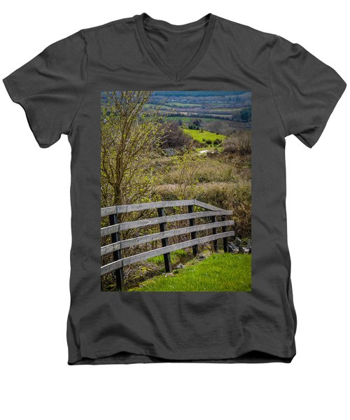 Irish Spring Men's V-Neck T-Shirt