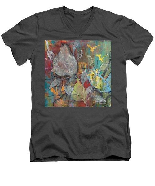 It's Electric Men's V-Neck T-Shirt