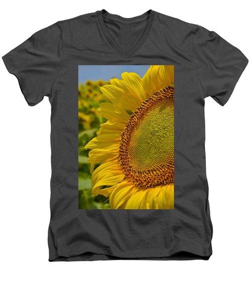 Itsy Bitsy Men's V-Neck T-Shirt