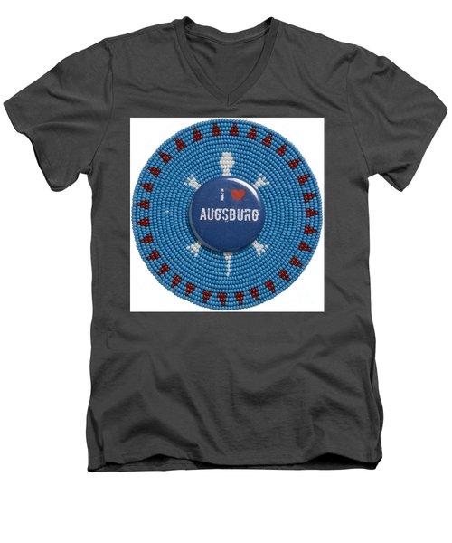 Jaime's Turtle Men's V-Neck T-Shirt