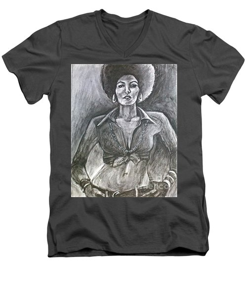 Jezebel Men's V-Neck T-Shirt
