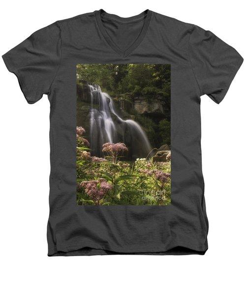Joe Pye Weed For Pat Men's V-Neck T-Shirt