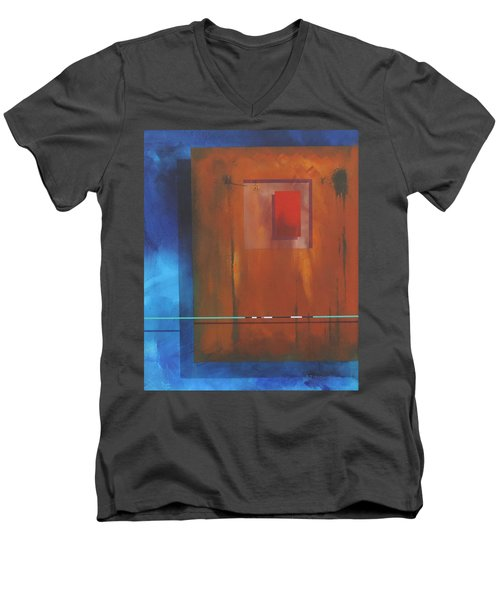 Journey No. 2 Men's V-Neck T-Shirt