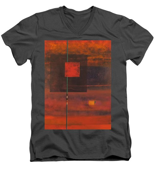 Journey No.3 Men's V-Neck T-Shirt