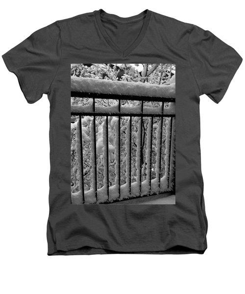 Just Passing Through Men's V-Neck T-Shirt