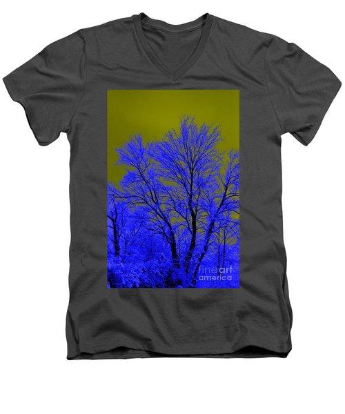 Juxtaposed Men's V-Neck T-Shirt