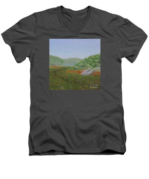 Kantola Swamp Men's V-Neck T-Shirt