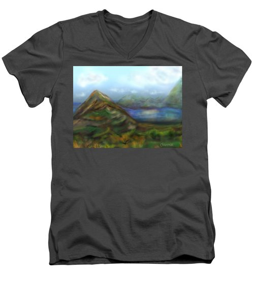 Kauai Men's V-Neck T-Shirt