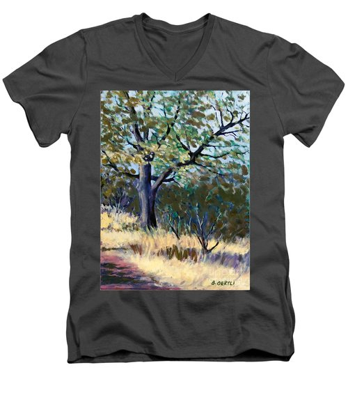 Kelly Ridge Trail Men's V-Neck T-Shirt
