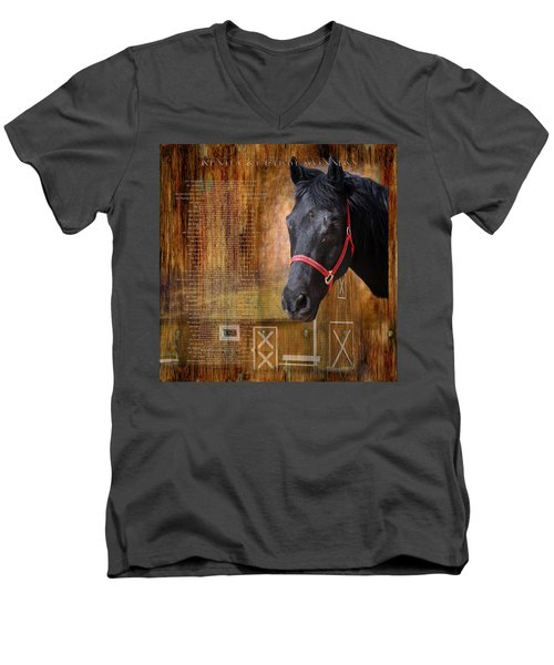 Kentucky Derby Winners Men's V-Neck T-Shirt