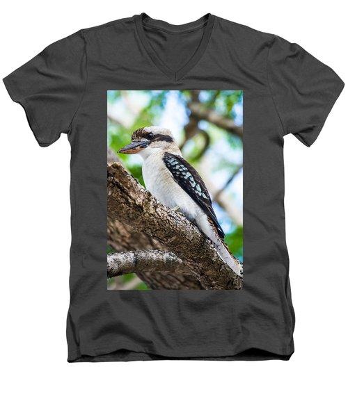 Kookaburra  Men's V-Neck T-Shirt