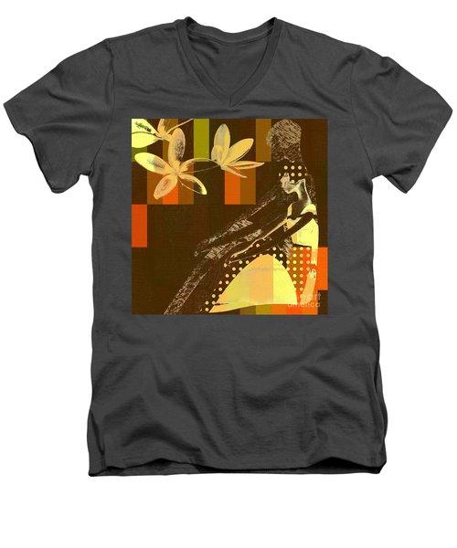 La Bella - 133 Men's V-Neck T-Shirt