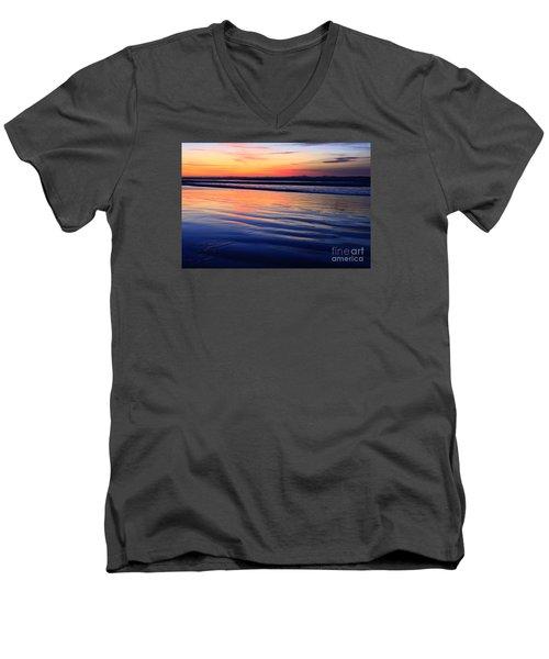 La Jolla Shores Men's V-Neck T-Shirt
