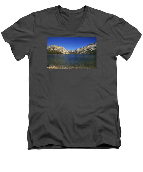 Lake Ellery Yosemite Men's V-Neck T-Shirt