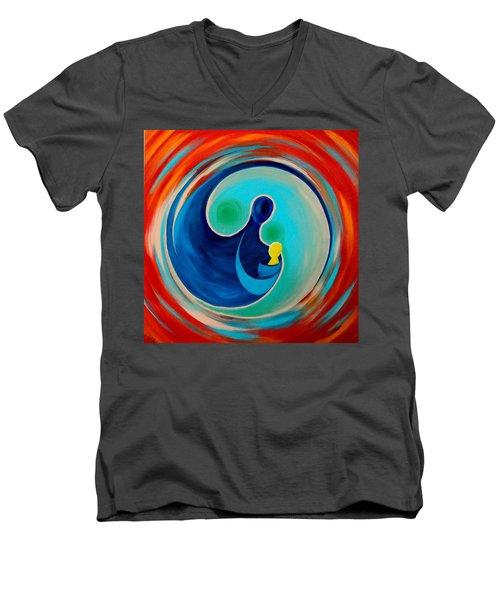 Life Men's V-Neck T-Shirt