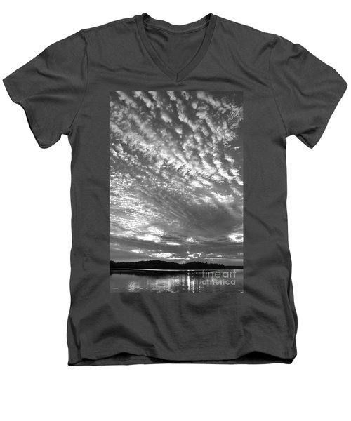 Light Reflections Men's V-Neck T-Shirt