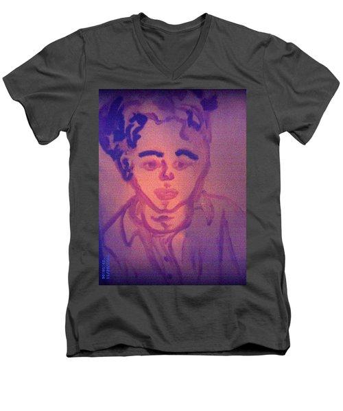 Like Motzart Or Bethoven  Men's V-Neck T-Shirt