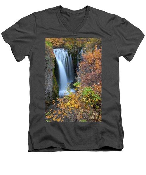 Liquid Beauty Men's V-Neck T-Shirt