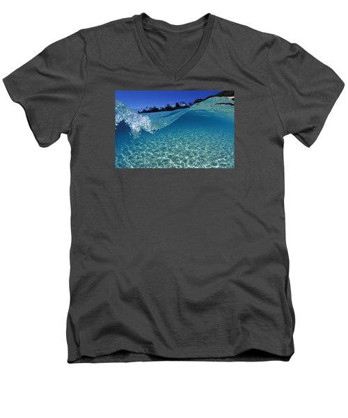Liquid Energy Men's V-Neck T-Shirt