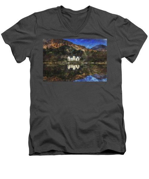 Loch Shiel Mk.2 Men's V-Neck T-Shirt