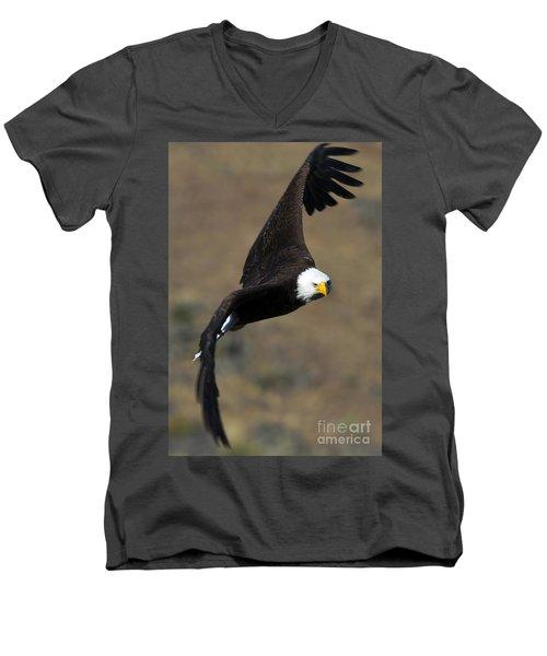 Locked In Men's V-Neck T-Shirt