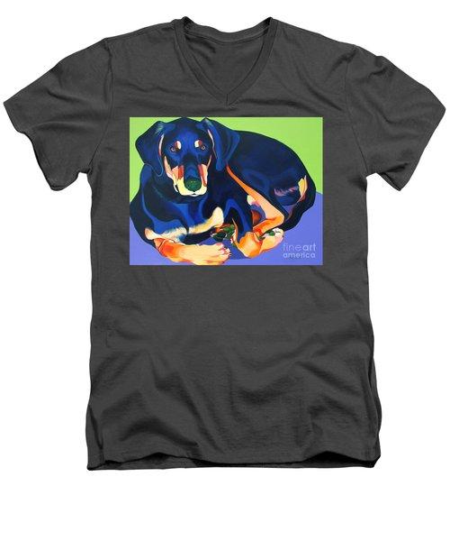 Looker Men's V-Neck T-Shirt