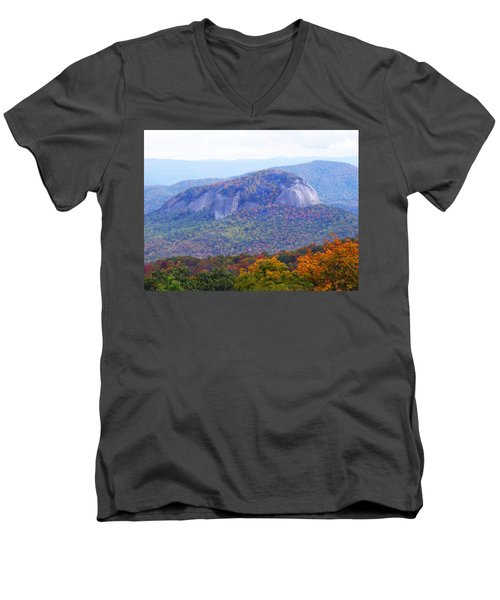 Looking Glass Rock 2 Men's V-Neck T-Shirt