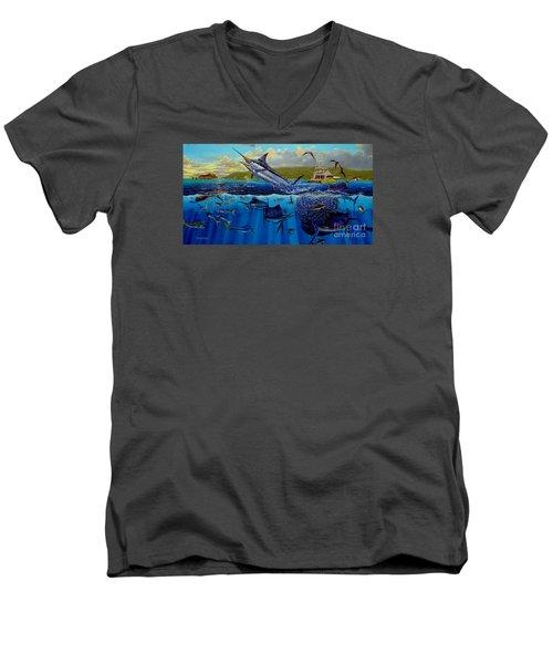 Los Suenos Men's V-Neck T-Shirt