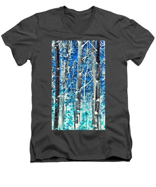 Lost In A Dream Men's V-Neck T-Shirt