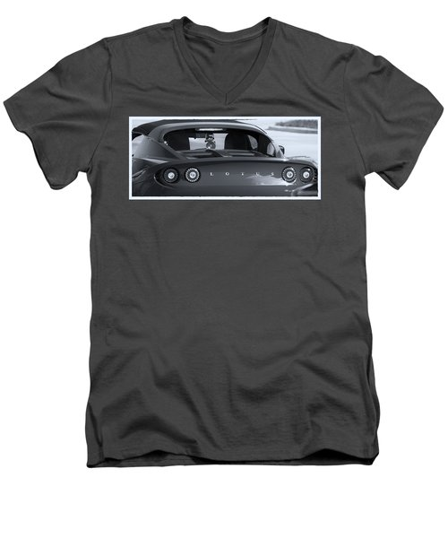 Lotus Elise Men's V-Neck T-Shirt