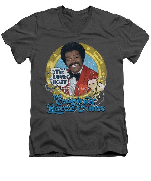 Love Boat - Original Booze Cruise Men's V-Neck T-Shirt