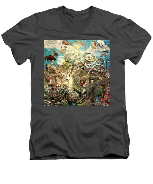Lucid Dreaming Men's V-Neck T-Shirt