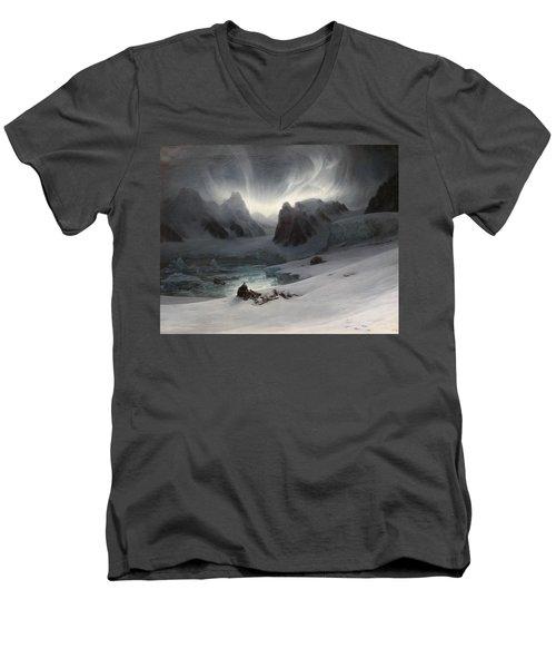 Magdalena Bay Men's V-Neck T-Shirt