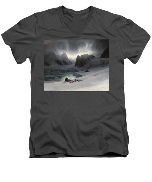 Magdalena Bay Men's V-Neck T-Shirt