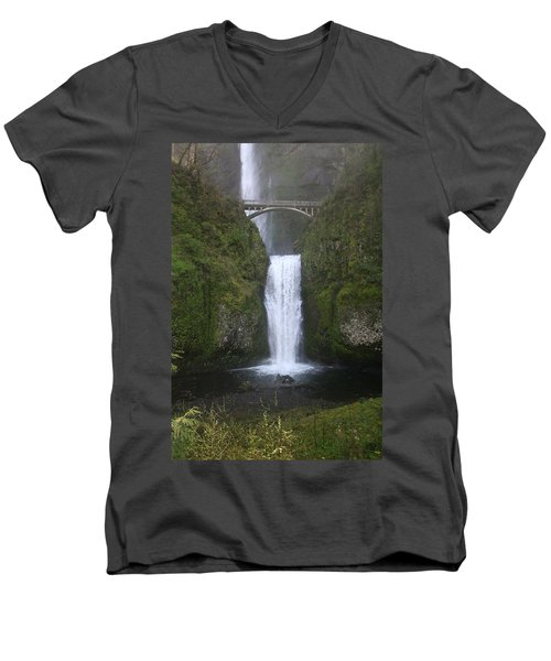 Magical Place Men's V-Neck T-Shirt