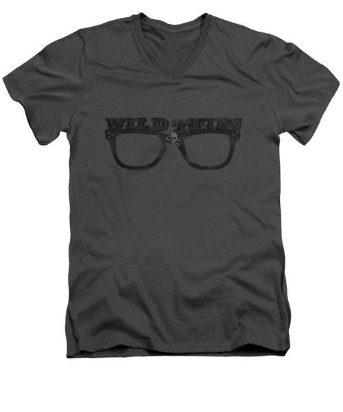 Major League - Wild Thing Men's V-Neck T-Shirt
