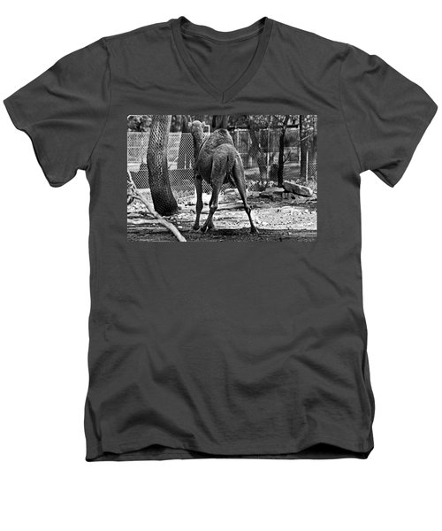 Making A Stand Men's V-Neck T-Shirt