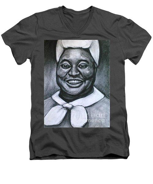 Hattie Men's V-Neck T-Shirt