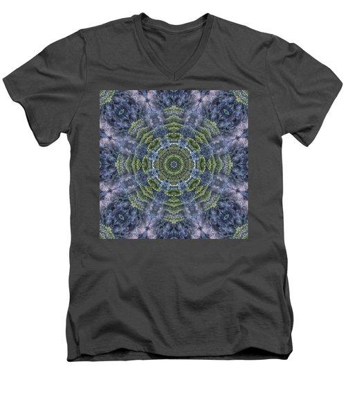 Mandala41 Men's V-Neck T-Shirt
