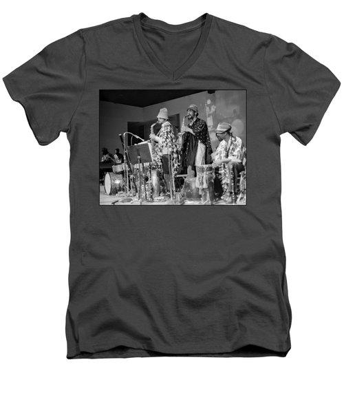 Marshall Allen And Danny Davis Men's V-Neck T-Shirt
