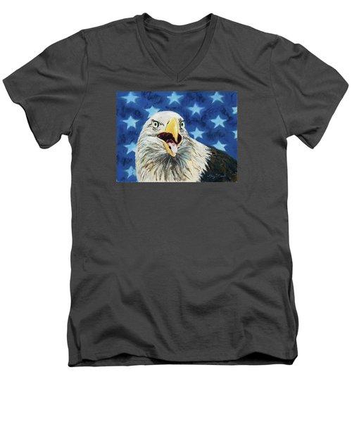 Maxwell Men's V-Neck T-Shirt