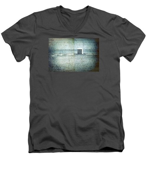 Memories... Men's V-Neck T-Shirt