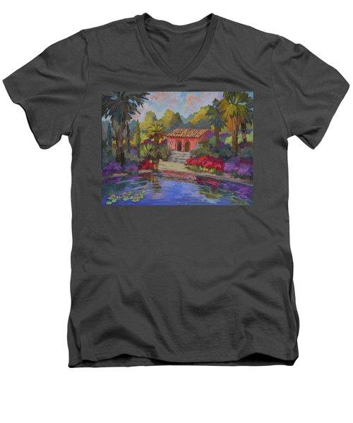 Mi Casa Es Su Casa Men's V-Neck T-Shirt