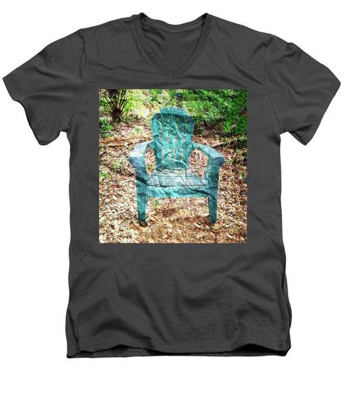 Mi Silla De Papel  Men's V-Neck T-Shirt