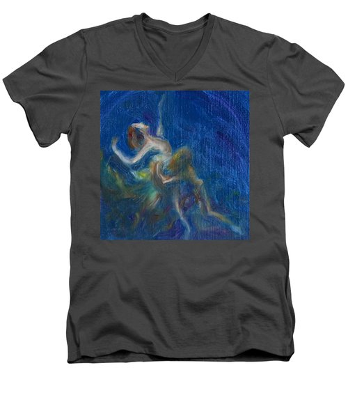 Midsummer Nights Dream Men's V-Neck T-Shirt