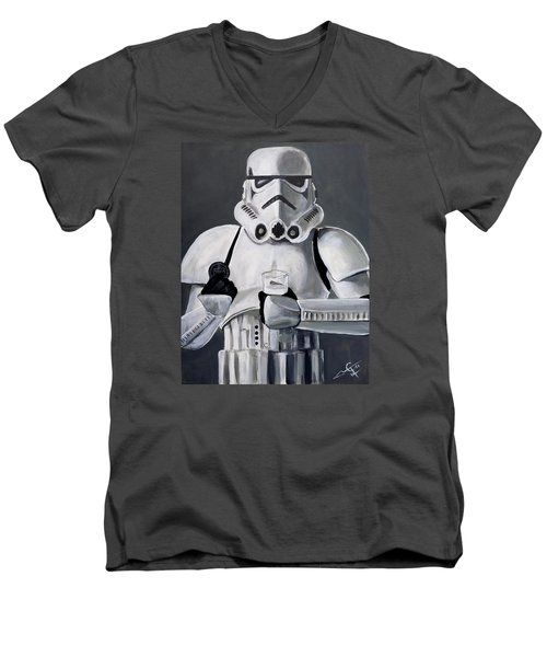 Milk And Cookies Men's V-Neck T-Shirt